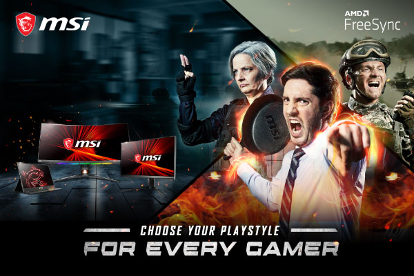 MSI Has Monitors FOR EVERY GAMER! Demystifying Gaming Monitors Together