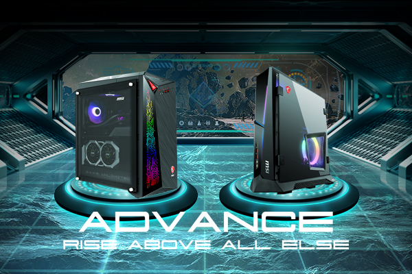 MSI Unveils New Range of 10th Gen-Powered  Trident and Infinite Gaming Desktops
