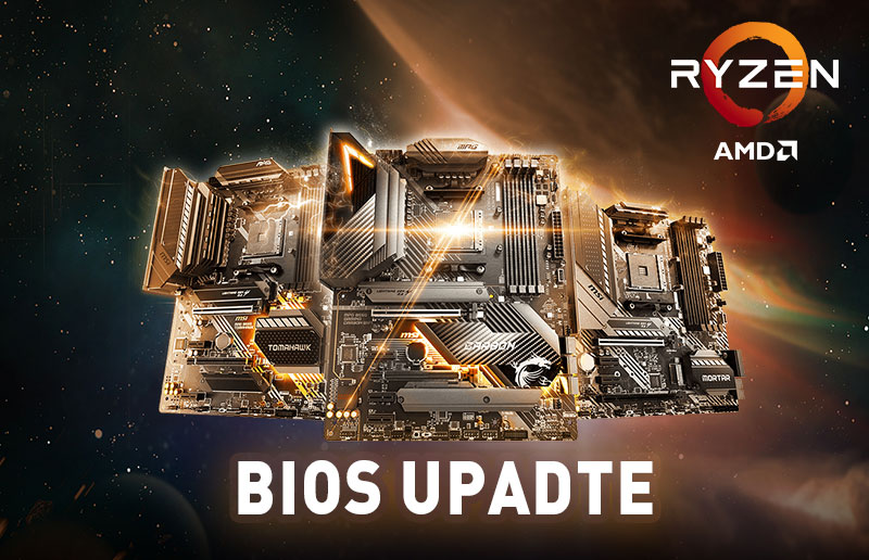 AMD combo p1 bios update is ready for 500-series motherboards as well as future processors