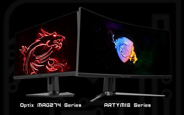 Ecco i monitor gaming MSI progettati per supportare al meglio le console next-gen