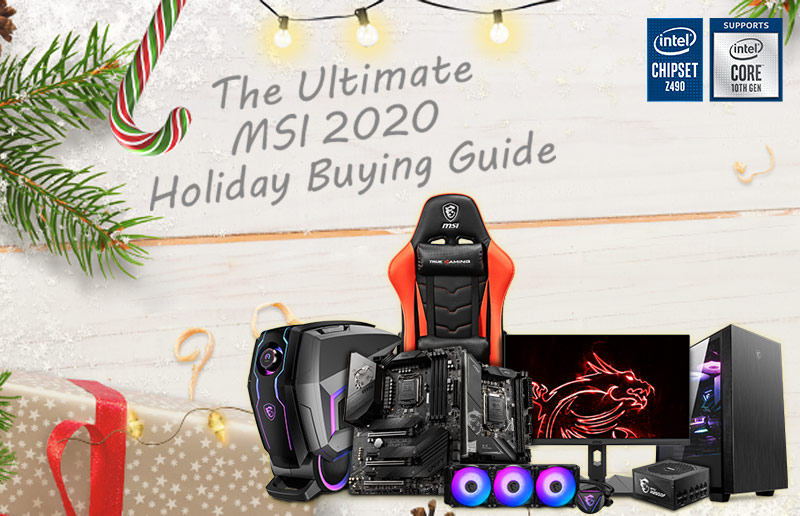 The Ultimate Christmas Buying Guide for 2020