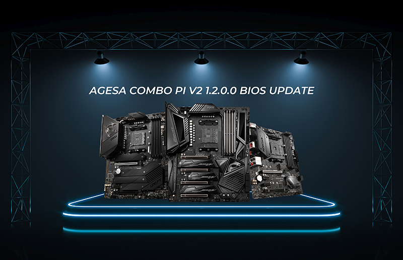The Latest AMD BIOS Update – AGESA COMBO PI V2 1.2.0.0 Is Coming For 500 Series and 400 Series Motherboards.
