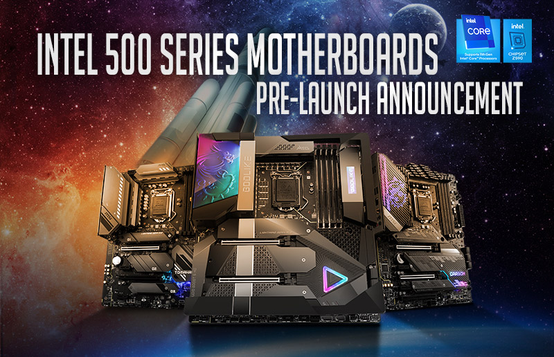 Here They Come! MSI 500 Series Platforms Making World Debut on 27<sup>th</sup> January