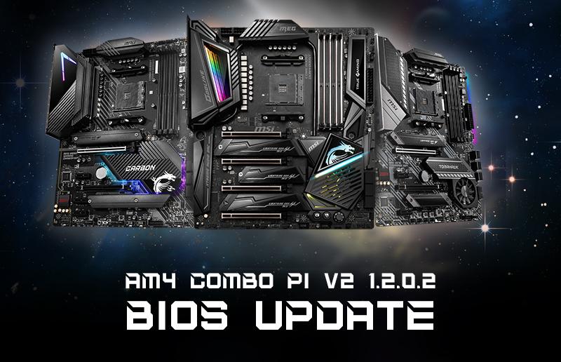 Release AGESA COMBO BIOS
