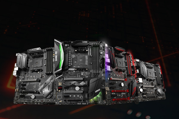 THE BEST AM4 GAMING MOTHERBOARD