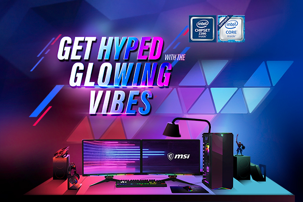 Mystic Light RGB Gaming PC - Recommended RGB PC Parts & Peripherals | MSI
