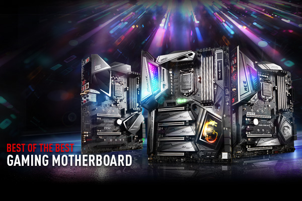 Best of the Best Gaming Motherboard 2020 | Intel LGA 1151& AMD AM4 | MSI