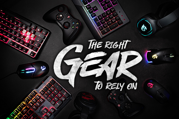 The Right Gear To Rely On