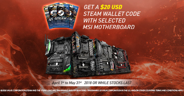$20 USD STEAM WALLET CODE PROMOTION