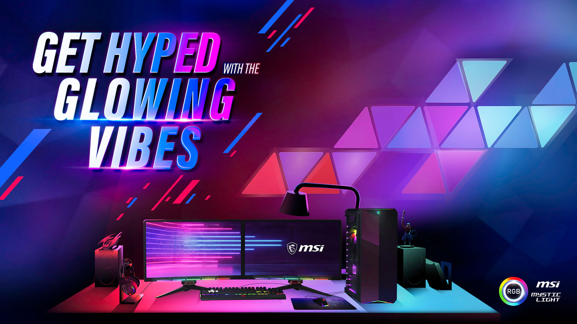 Mystic Light Rgb Gaming Pc Recommended Rgb Pc Parts Peripherals Msi Check out mystic light compatible products and build your glorious. mystic light rgb gaming pc