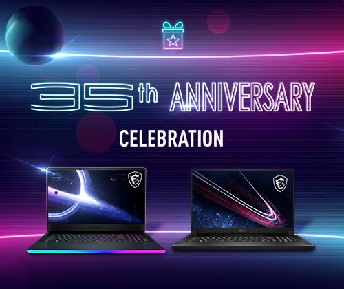 MSI 35th Anniversary Celebration
