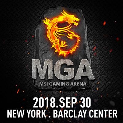 MGA - MSI Gaming Arena