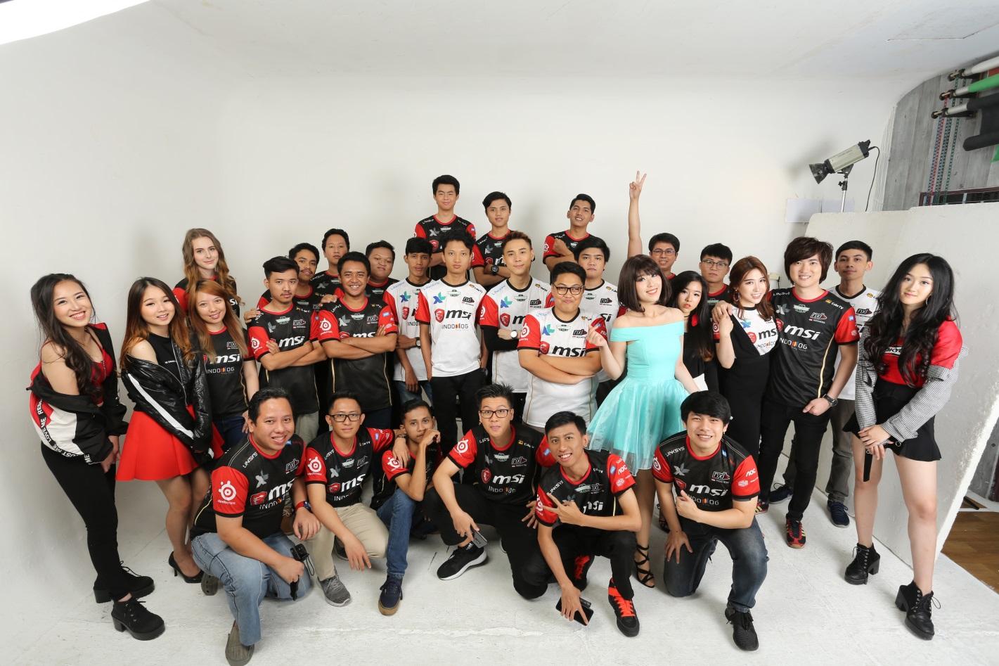 Juara Dunia Mendatang: Tim NXL>