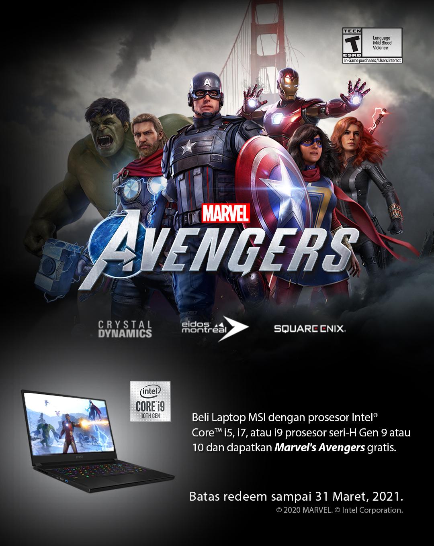 Intel Avengers ID