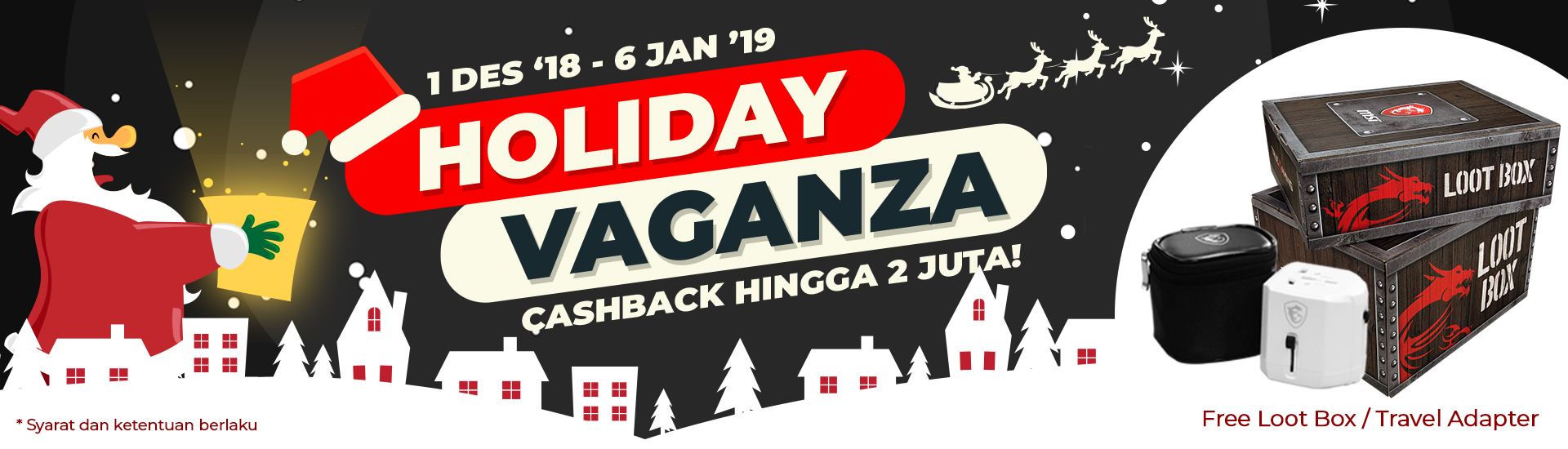 Holiday Vaganza