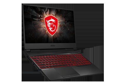 msi GL65 laptop
