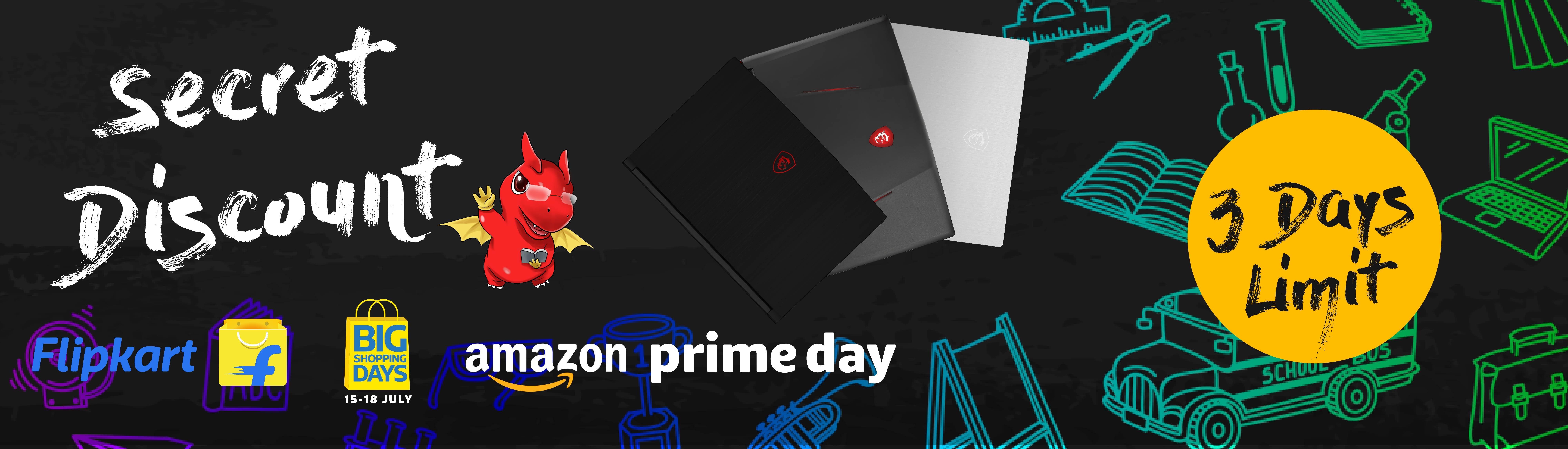 BSD & Prime Day