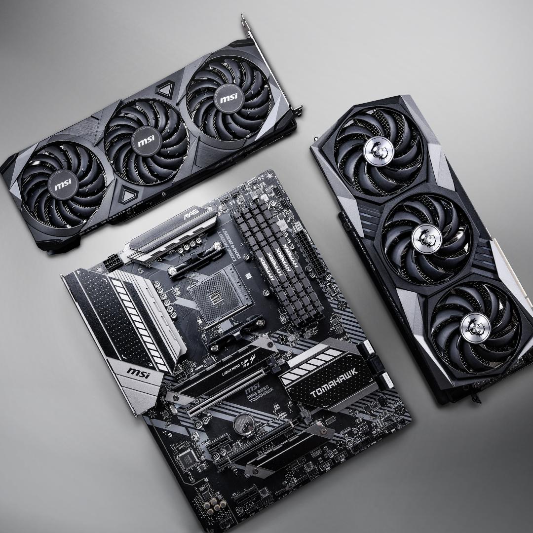 MSI RTX30シリーズとマザーボード PCIeの関係と強味