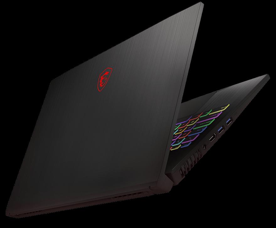 msi GF75 thin rtx30 laptop