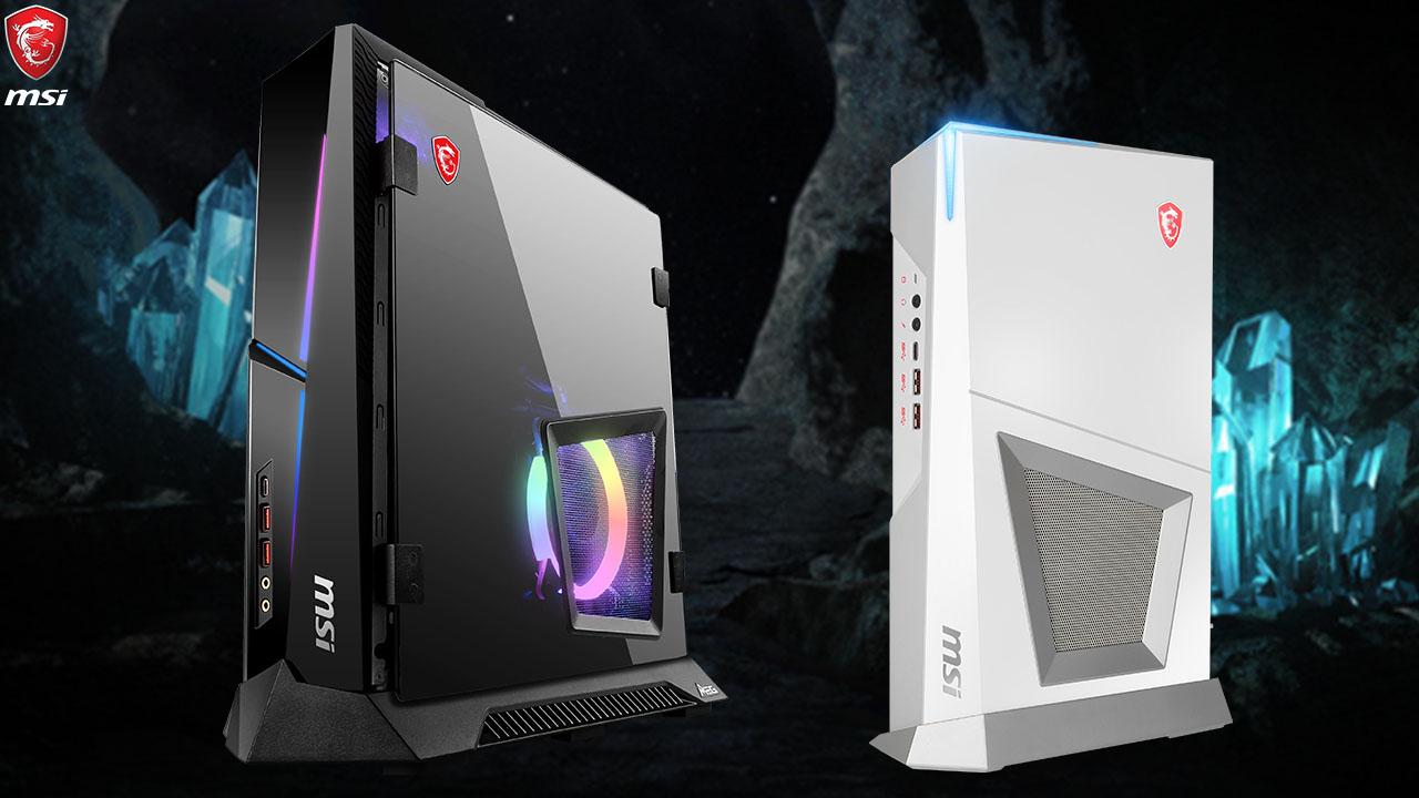 最新世代CPU・GPU搭載の高性能ゲーミングデスクトップPC 快適なゲームプレイと省スペース設計を両立 「Trident X」「Trident 3」シリーズ新モデル発売