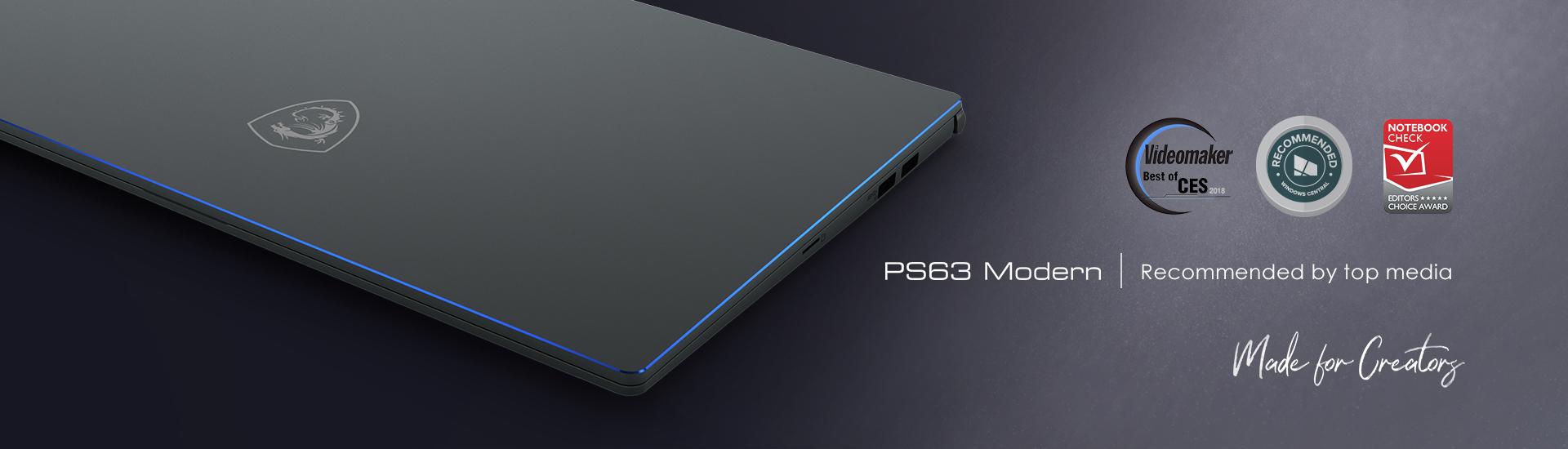 PS63 Award