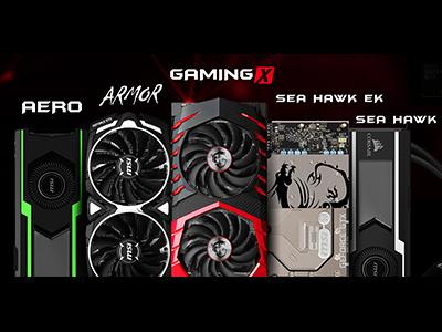 MSI presenta las nuevas tarjetas gráficas GeForce® GTX 1080 Ti