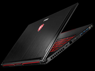 MSI anuncia su nueva notebook GS63 Stealth con gráficos GTX 1050