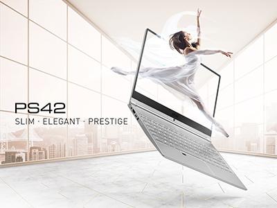 MSI anuncia sus nuevas Laptops con Diseño de Marco Delgado en Computex 2018
