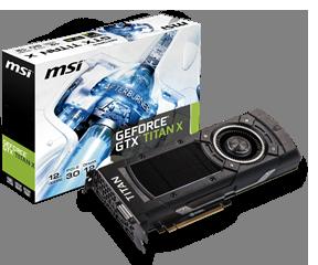 MSI GeForce TITAN X, Desempeño Supremo</br>Obteniendo el máximo de Maxwell