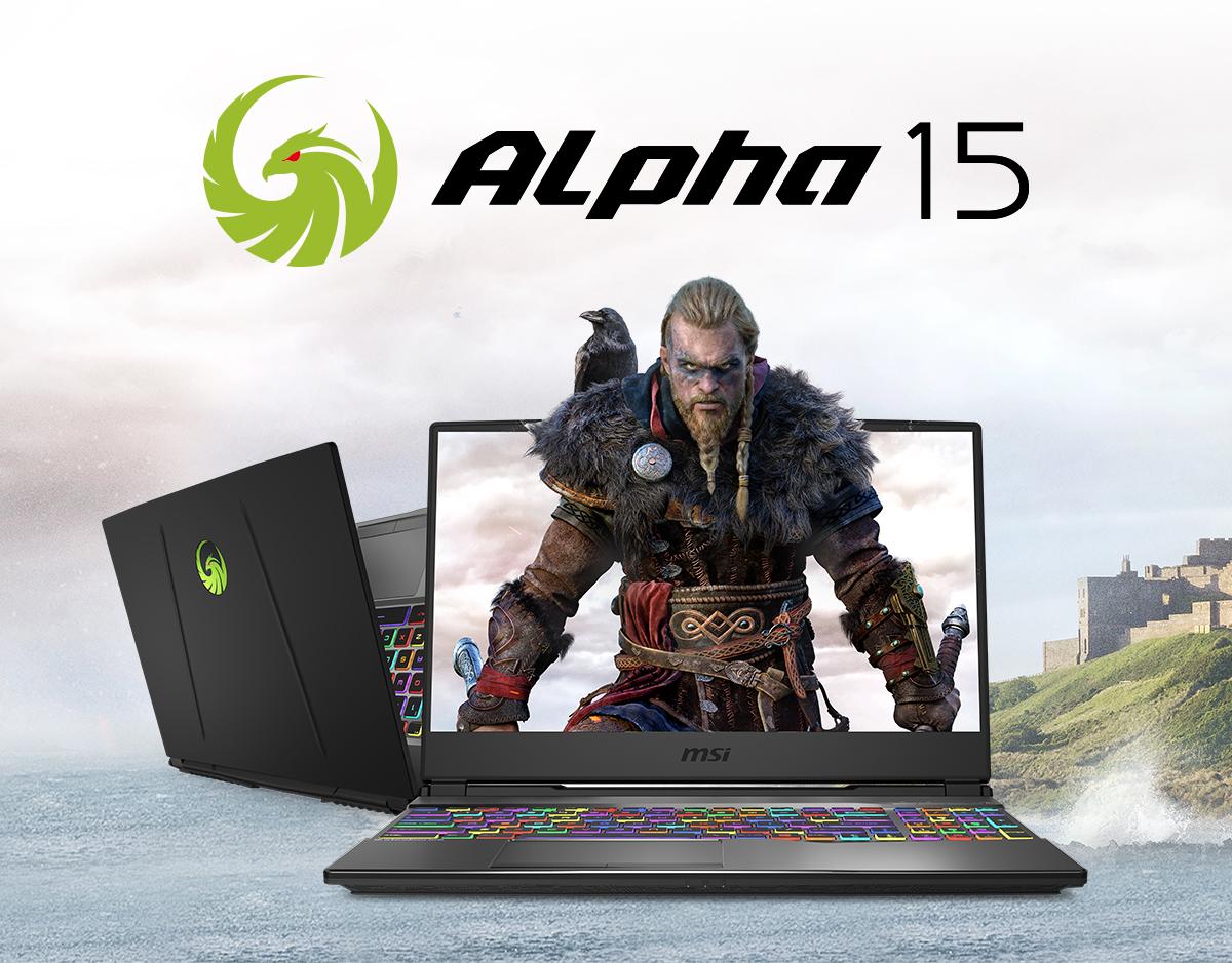 Alpha 15 AC
