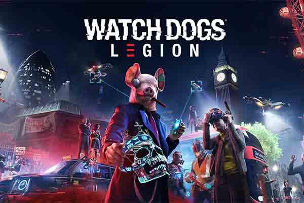 Watchdogs Legion game bundle