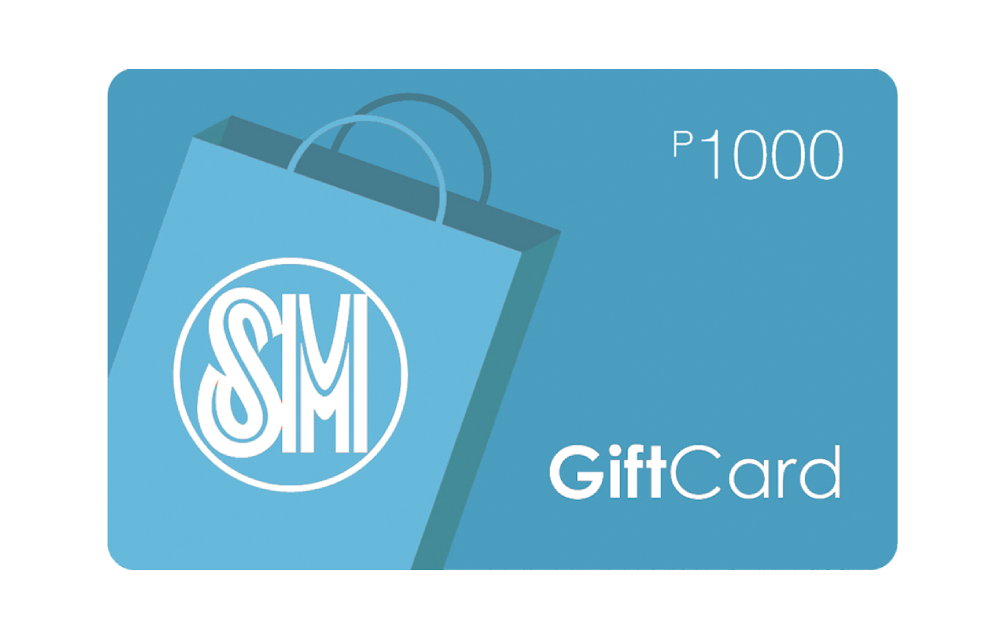 SM Gift Card