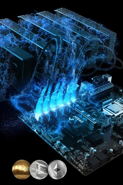 Płyty główne Intel do kopania kryptowalut – płyty główne MSI z serii 100 i 200