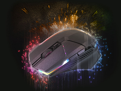 MSI reveals Clutch GM70 & GM60 GAMING mice<br> Wireless and wired with fully customizable look & feel