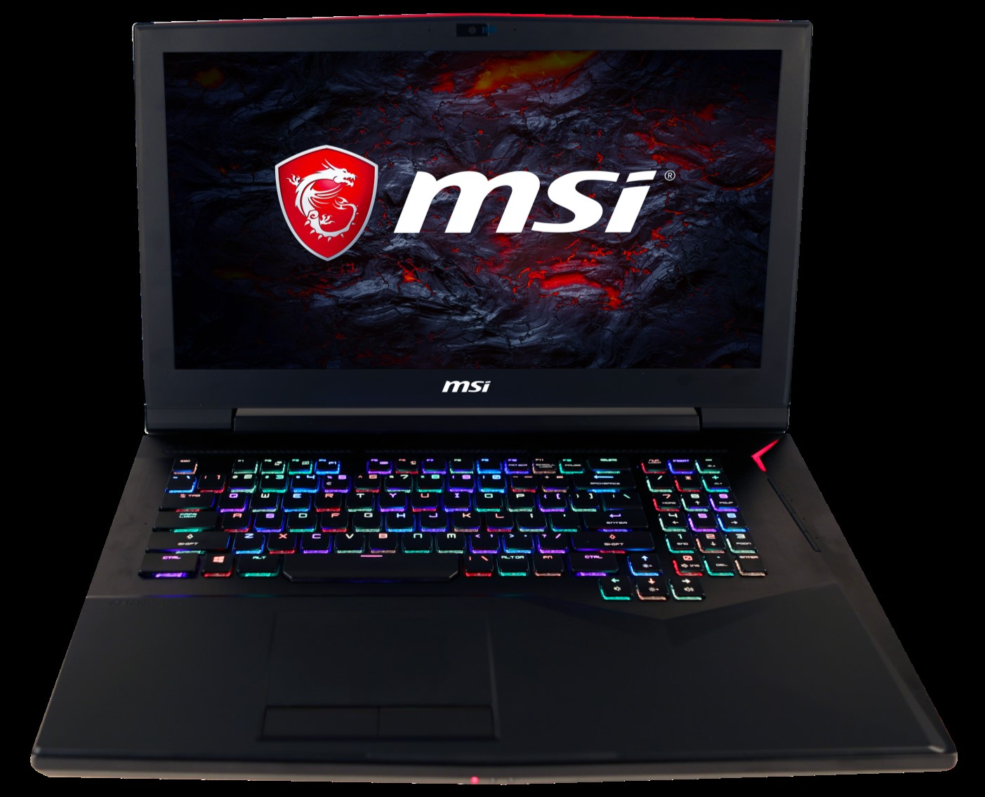 Introducing GT75VR, the First 17'Gaming Laptop with Rapid Mechanical Keyboard and Per-Key RGB Backlight
