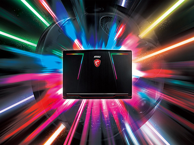 Light'em up!  MSI light up the gaming battlefield with the new GE Raider RGB Edition gaming laptops