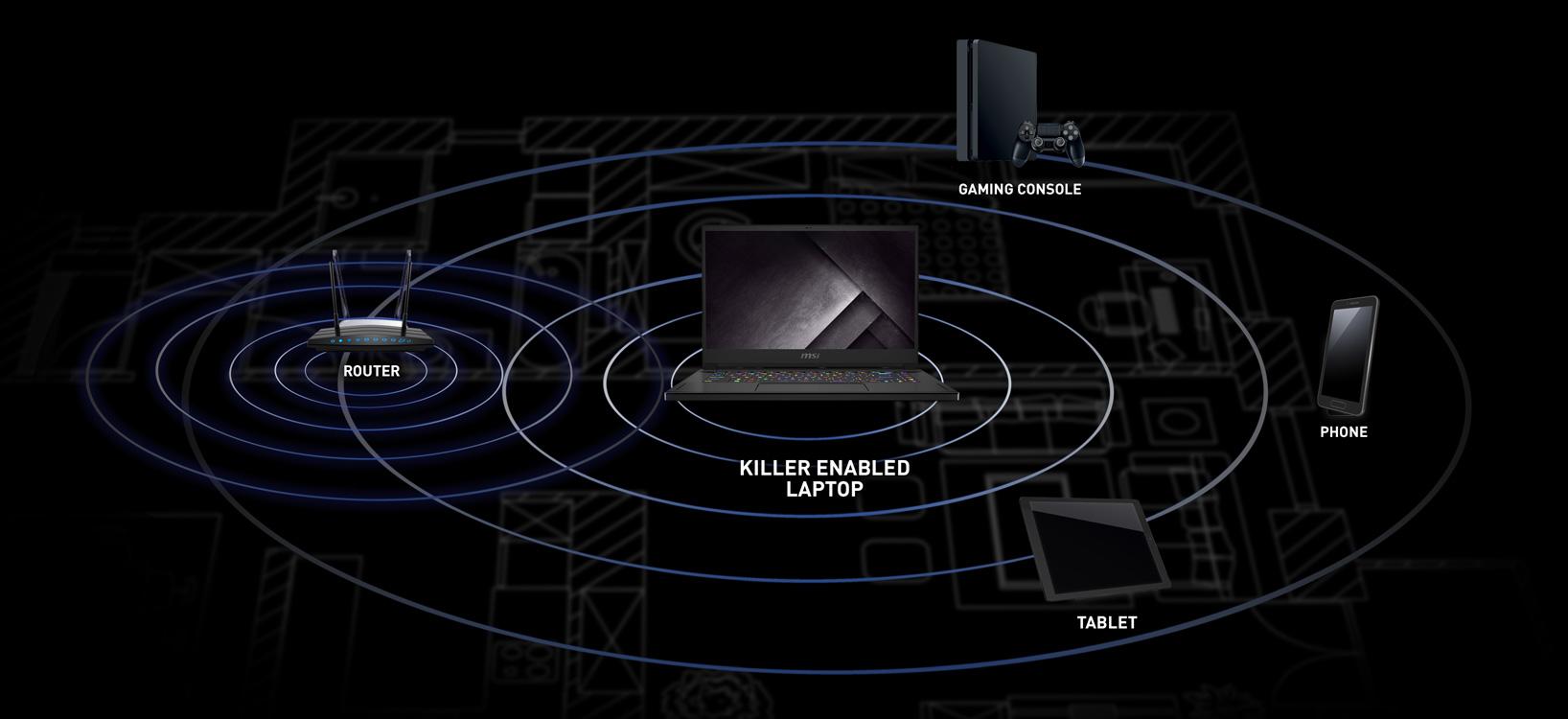 Killer xTend GS75