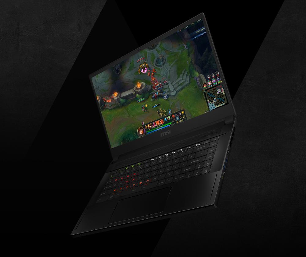 PerKey laptop moba