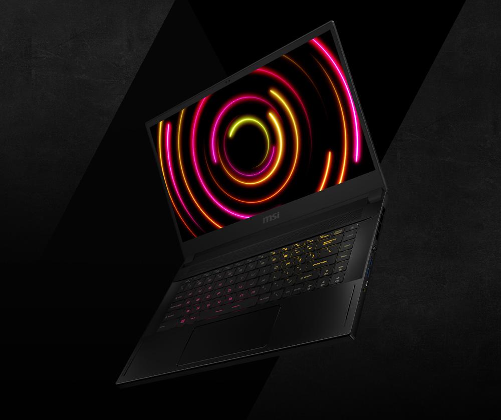 PerKey laptop roulette