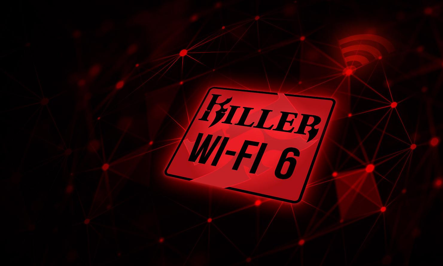 killer wifi 6 pro