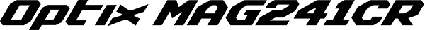 MSI Optix MAG241CR