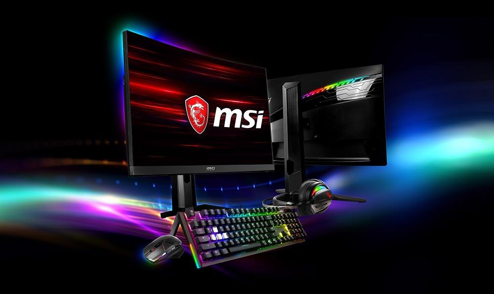 MSI Optix MAG271CR RGB