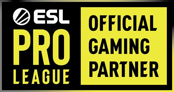 ESL Pro League Partnership logo
