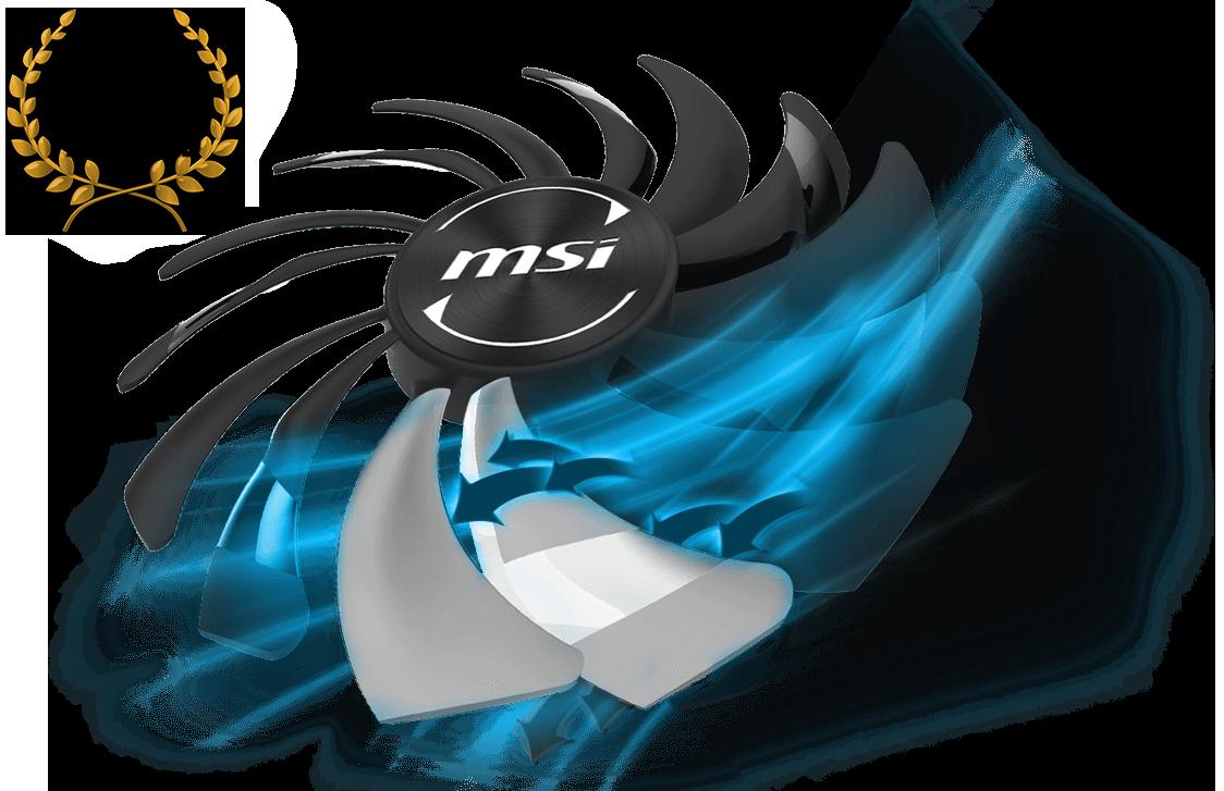 Torx fan 2.0