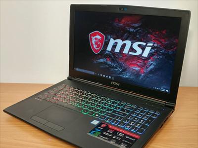 GTX1060 ile gelen MSI GP62/GL62 gaming notebooklar, GTX1060 Max-Q ile gelen diğer notebooklardan %41 daha hızlı!