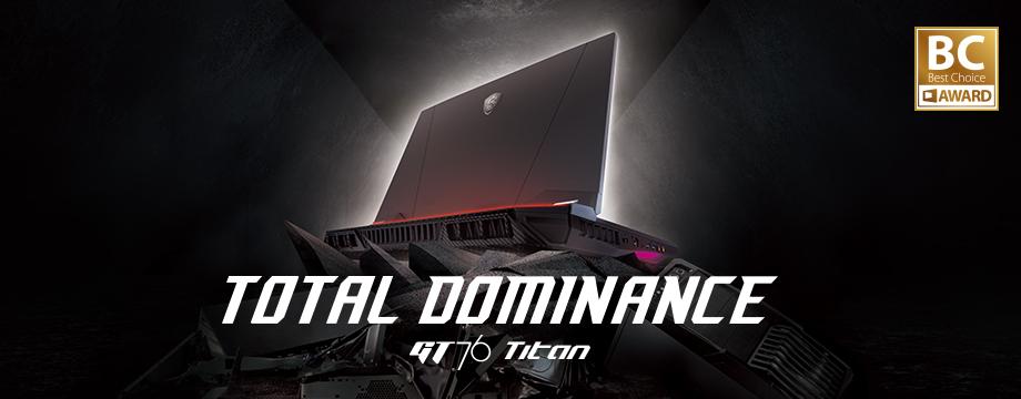 GT76 TITAN