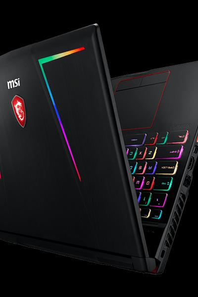 第8代i7-8750H在MSI GE63 Raider RGB上的性能提升了49%