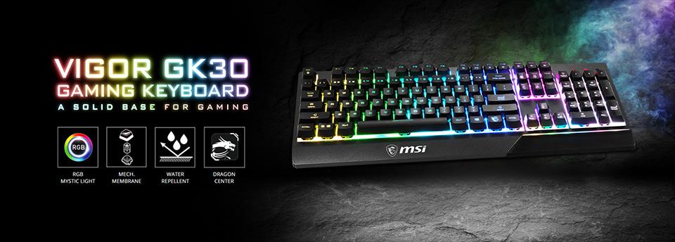 GK30 電競鍵盤