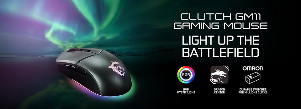 GM11 電競滑鼠