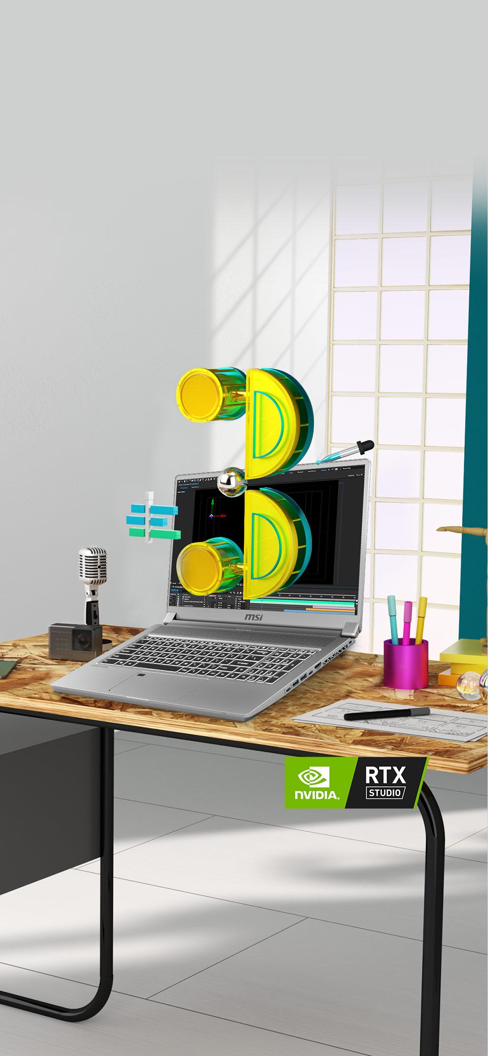 msi laptops main banner